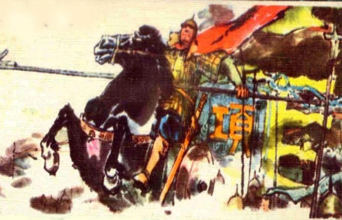 """【古建中国成语百科】巨鹿之战,看项羽如何""""破釜沉舟""""?"""