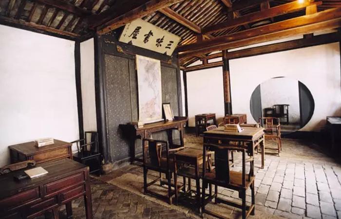 古代文人书房——斯是陋室 惟吾德馨