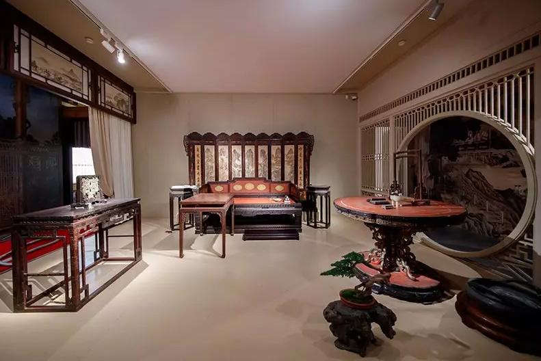 明清宫廷家具