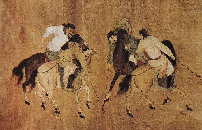 唐朝这两位皇帝,都因为马球丢了性命......