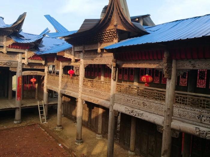 江西景德镇古建房子图片