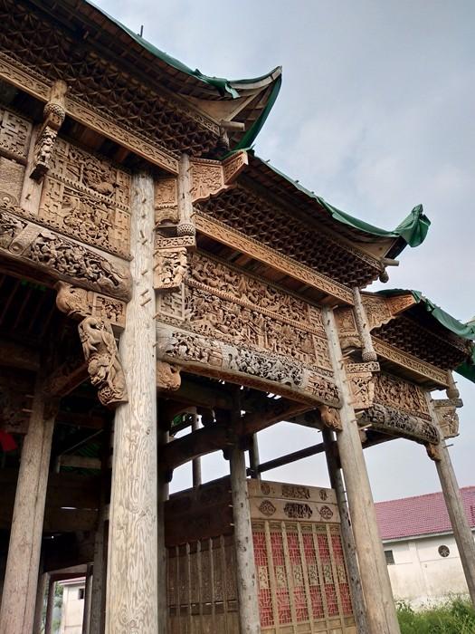 江西景德镇古民居图片