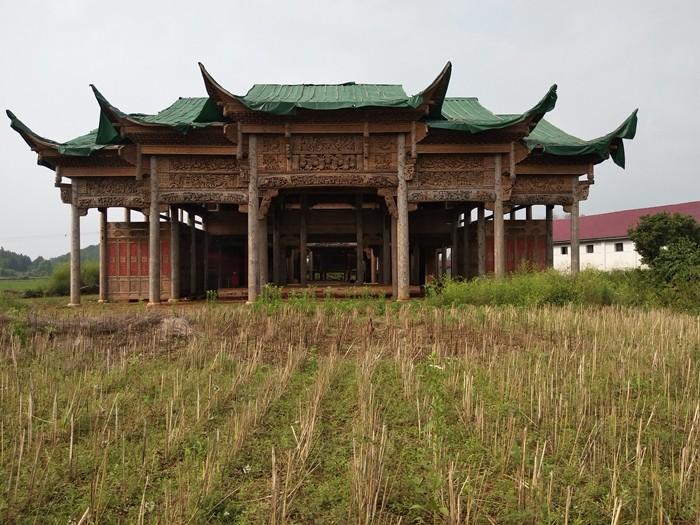 江西景德镇古建筑出售