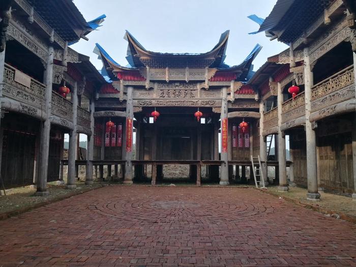 江西景德镇清代进士居所出售--本仁堂