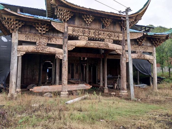 江西婺源清代狀元居所出售--司馬第