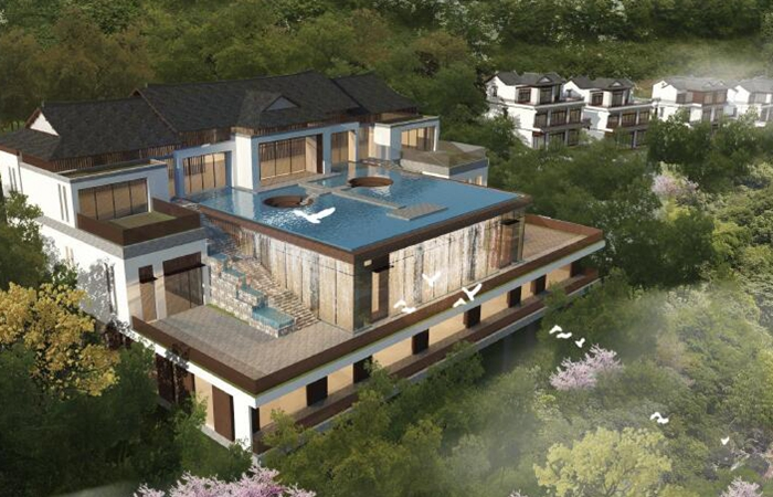 温州休闲度假区及85栋仿古民宿项目寻求营销策划