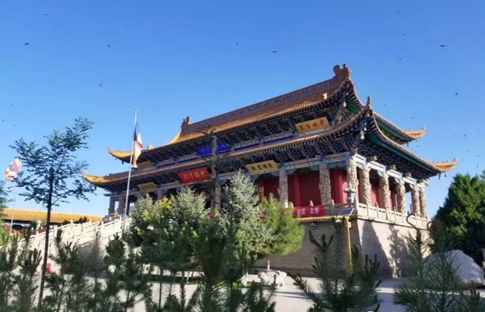 【中国建筑文化】寺院建筑中的古典艺术