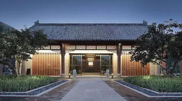 儒家中式别墅