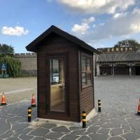 鼎驰-木屋木别墅售货亭仿古木结构活动房