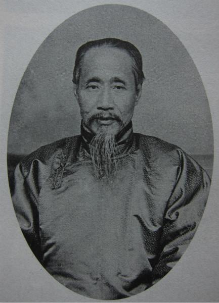 赵凤昌,摄于1920年代