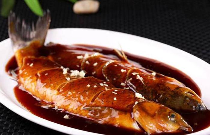饮食文化——西湖醋鱼的历史传说!