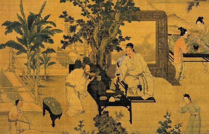 """古代时,在""""文明礼仪""""之邦的中国失仪可是大事!"""