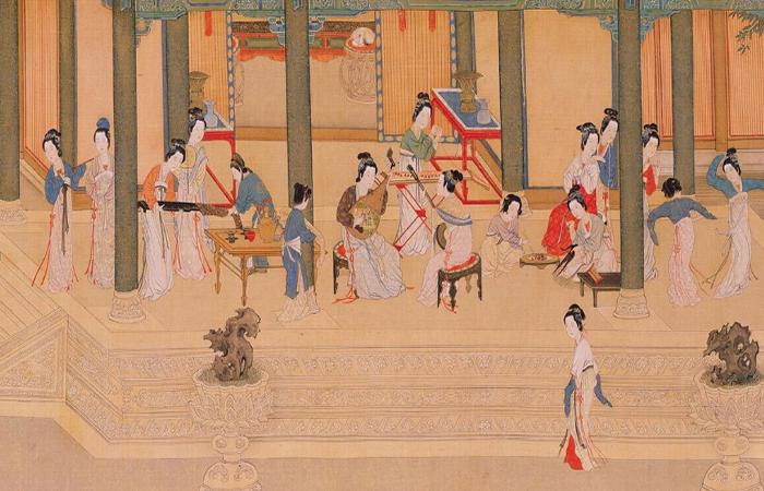 中国古代家具简史—— 这些设计真是逆天了!