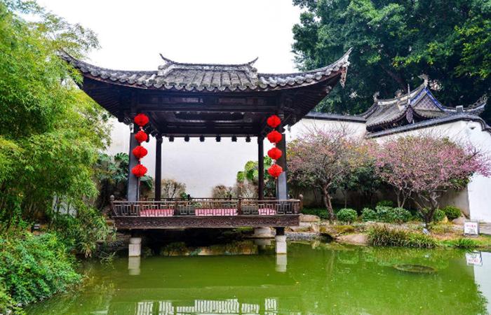 中国古典园林与日本园林,有什么异同?