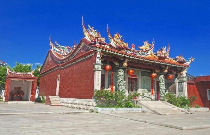 """中国传统建筑文化——闽南地区的""""屋顶文化"""""""