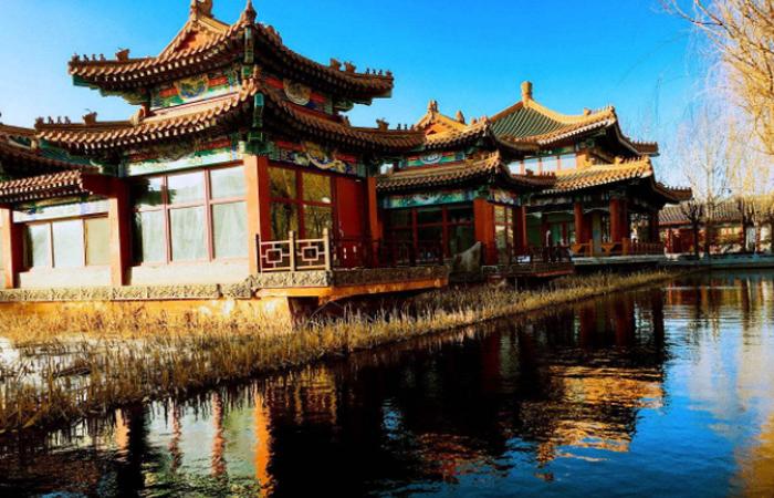 中国古代的古建筑多以木质结构与西方石质结构的差别?