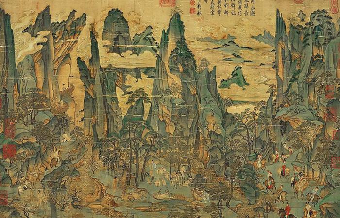 """【古建中国成语百科】""""惨绿少年"""":他绝不是我们以为的衰神!"""