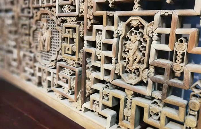 中国古建筑中的门窗,演绎诗情画意的道具!