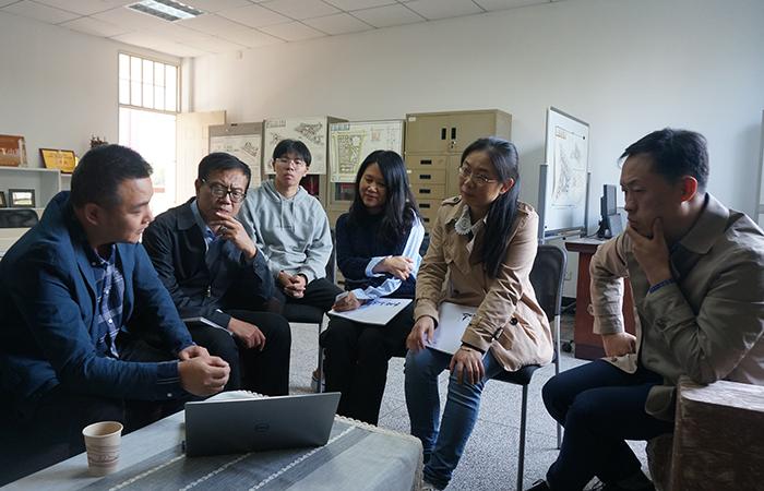 古建中国走访浙江工业大学之江建筑学院