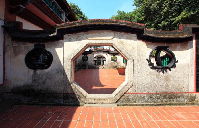 中国古建园林中的八角门,景简意浓的艺术!