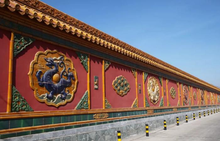 中国传统建筑文化——琉璃瓦的世界