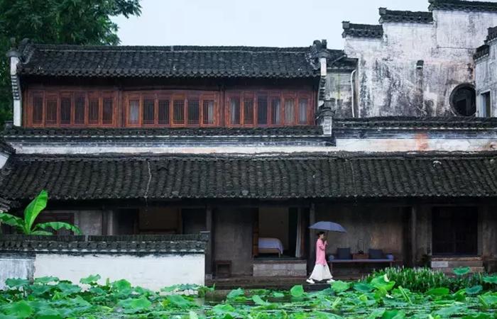 徽州古村民宿——总有一款戳中你的中国心
