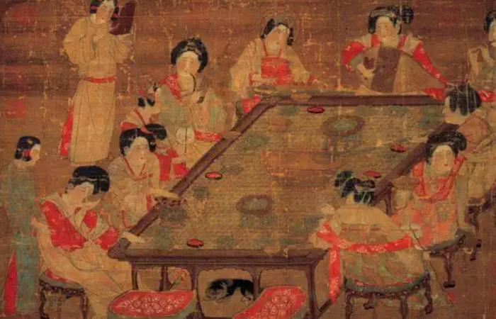 【文物鉴赏】台北故宫珍藏传世古画,难得一见!