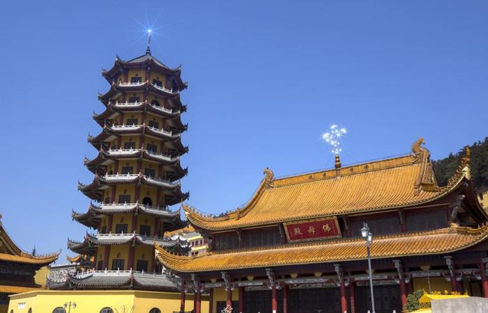 明代南京的八大国寺——宏觉寺!