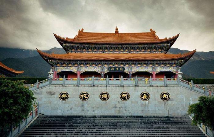 中国古建筑博大精深之——庙宇寺院篇!