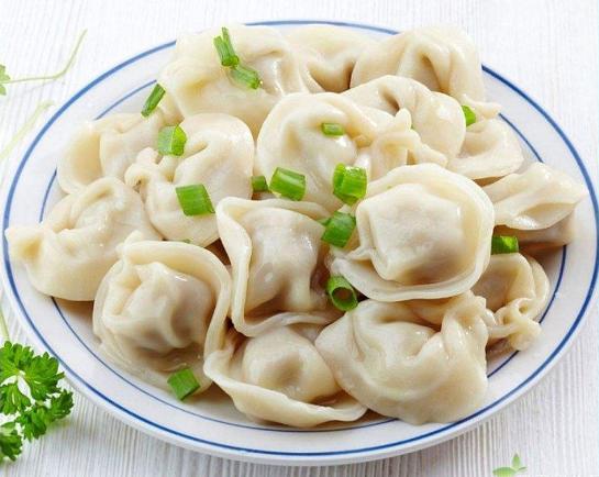 二十四节气之立冬吃饺子