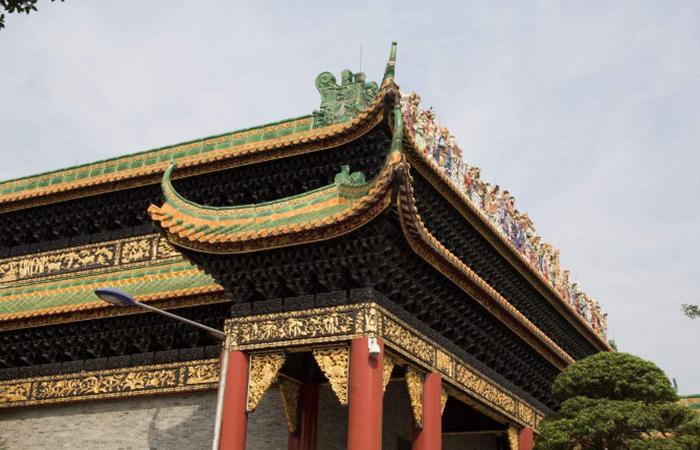 中国古建筑材料,如何防火?