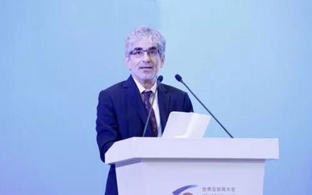 美通社全球副总裁柯佳时