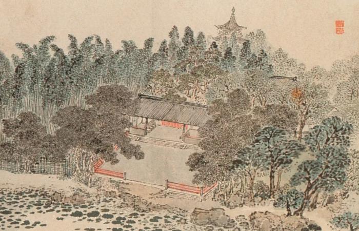 中国传统园林与思想:自由与秩序