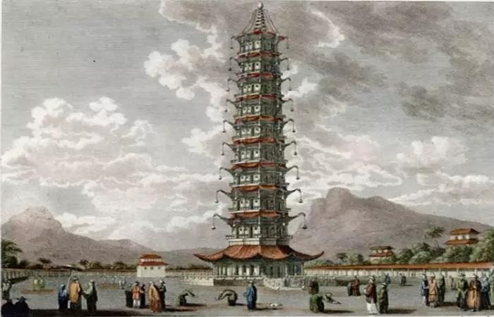 大报恩寺:南京这座神秘古寺,暗藏朱棣的身世之谜!