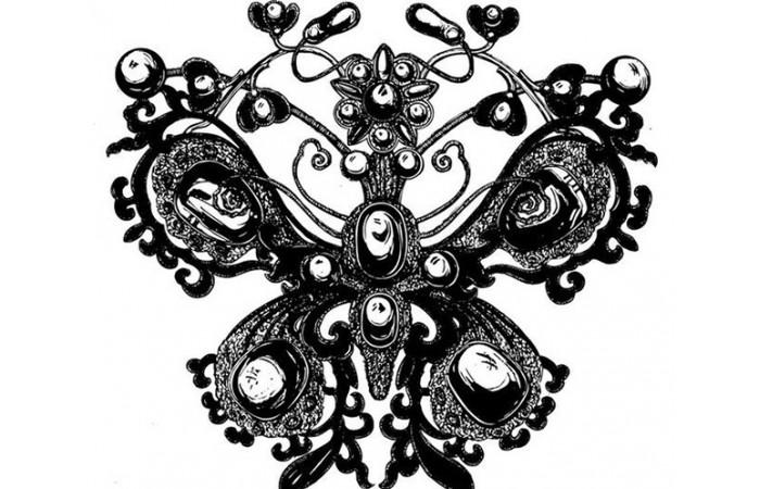 清朝时代纹样图案元素(二)
