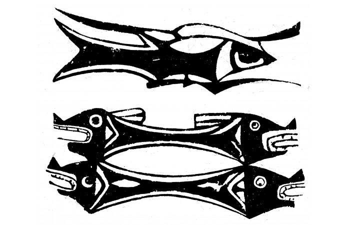 原始社会纹样图案元素(三)