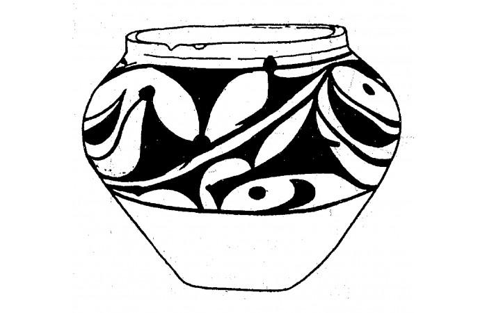 原始社会纹样图案元素(四)