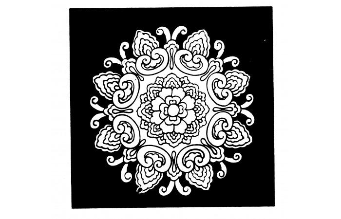 隋唐时期纹样图案元素(四)