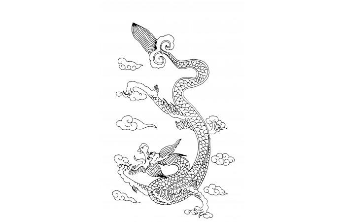 清朝纹样图案元素(三)