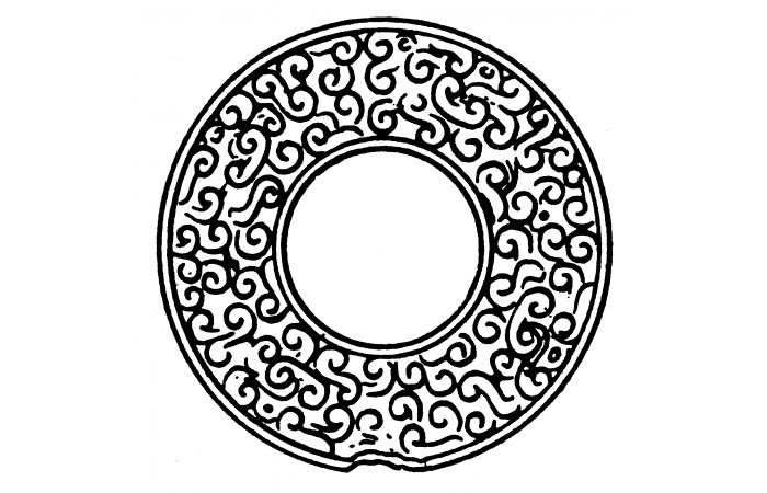 春秋战国时期纹样元素(四)