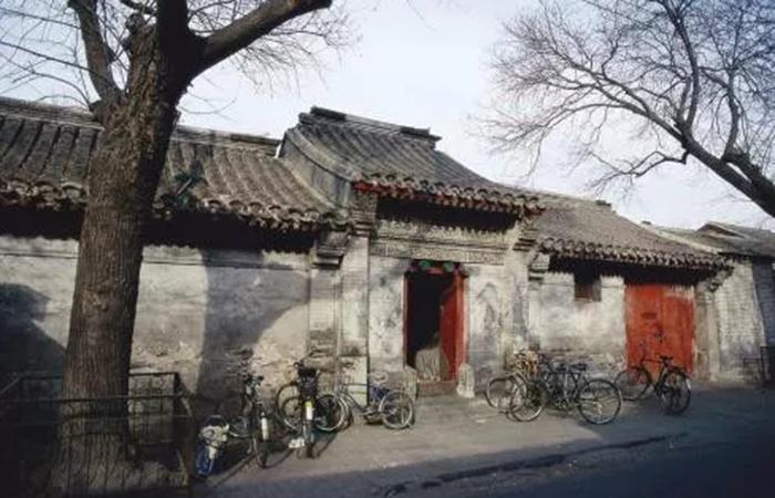 中国传统建筑文化——门文化之如意门