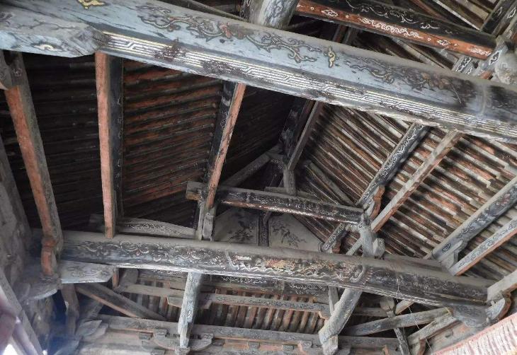 中国古建筑文化之梁架结构