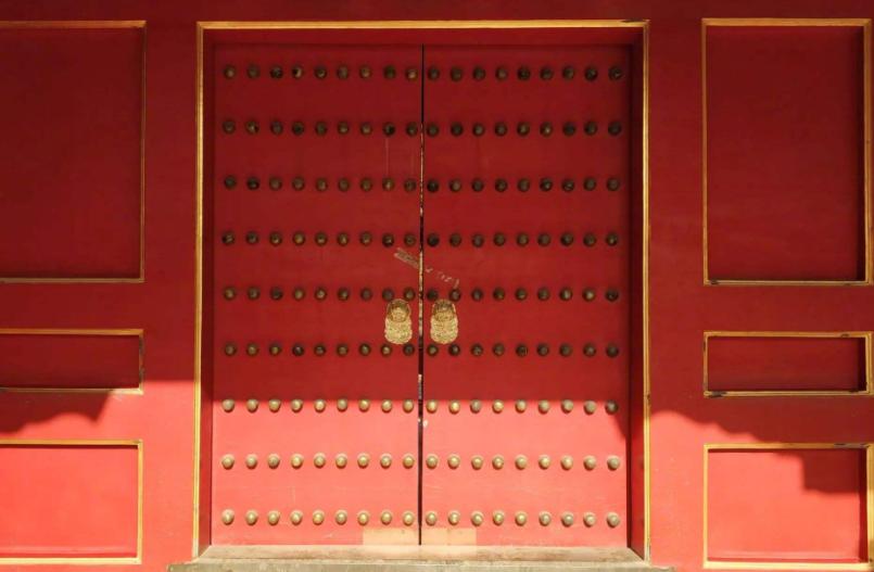古建筑门钉
