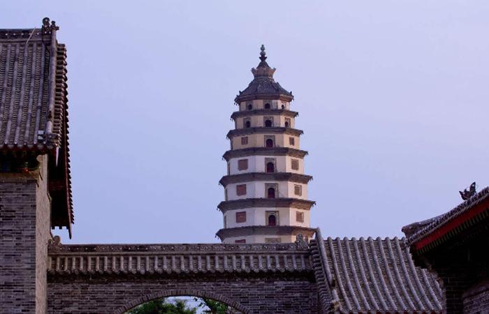 定州开元寺塔——我国目前最高的砖塔