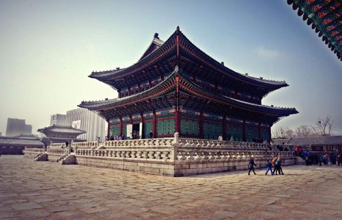 中国古建筑修缮中木材的防腐技术