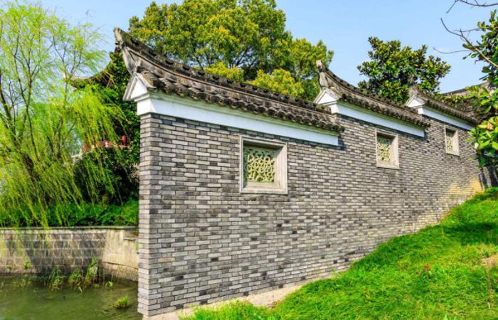 建筑材料仿古青砖:附带历史的气息!