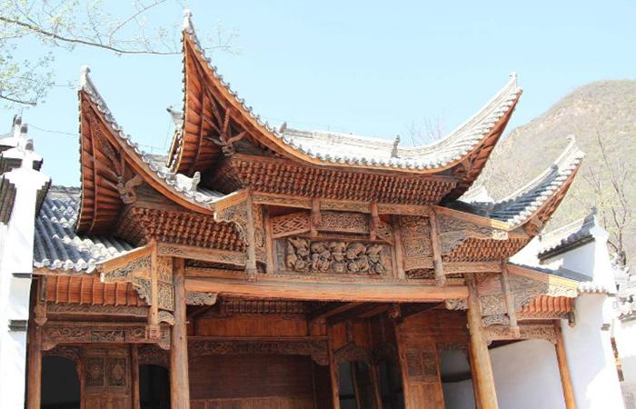 木结构建筑里,藏着中国传统文化的灵魂!