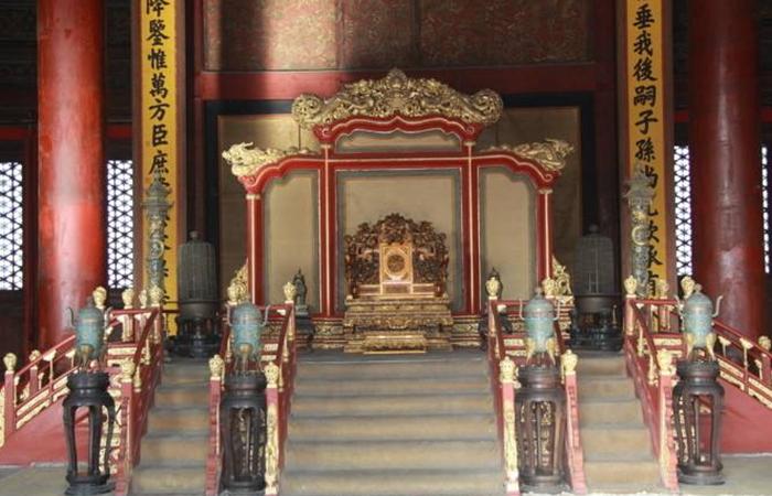 金丝楠木——中国古代建筑材料王者,皇家专用!