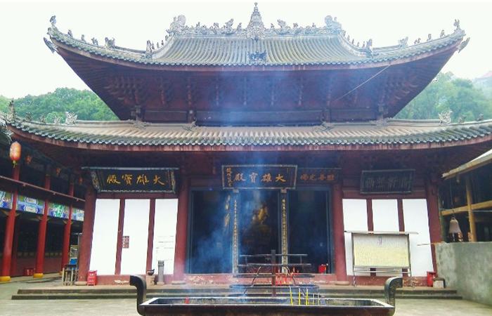 """寺院建筑中的大殿,为什么叫""""大雄宝殿""""?"""
