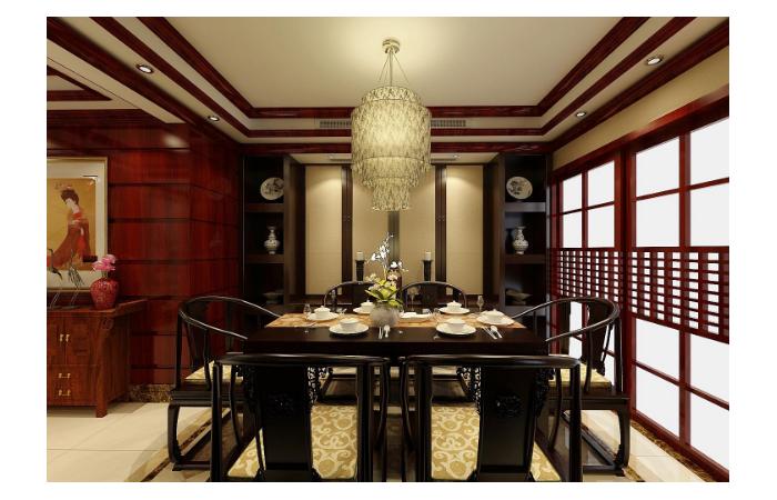 """中式室内装修中,蕴含哪些传统""""礼""""文化?"""